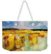 Sky And Marsh Weekender Tote Bag