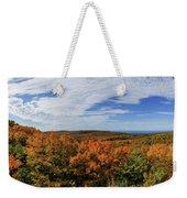 Sky And Trees Weekender Tote Bag