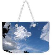 Sky Before The Storm Weekender Tote Bag