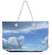 Sky Calm Weekender Tote Bag