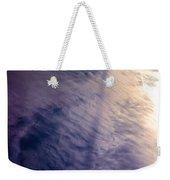 Sky Cross Weekender Tote Bag