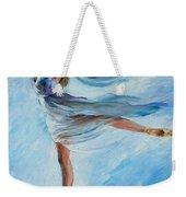 Sky Dance Weekender Tote Bag