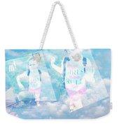 Sky Dancing Weekender Tote Bag
