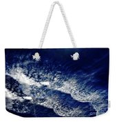 Sky Emulating The Sea Weekender Tote Bag