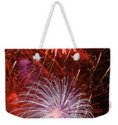 Sky Explosion Weekender Tote Bag by Phill Doherty