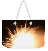 Sky Fire And Palms Weekender Tote Bag