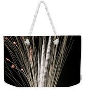 Sky Flowers Weekender Tote Bag by Phill Doherty