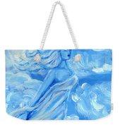 Sky Goddess Weekender Tote Bag