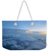 Sky High Mountain  Weekender Tote Bag