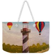 Sky High Weekender Tote Bag