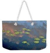 Sky Meets Water Weekender Tote Bag