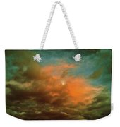 Sky Moods - When The Moons Behind The Clouds Weekender Tote Bag