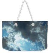 Sky Of Hope Weekender Tote Bag