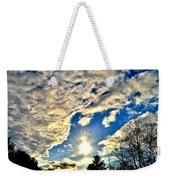 Sky Opens Weekender Tote Bag