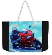 Sky Pilot - Honda Cbr600 Weekender Tote Bag