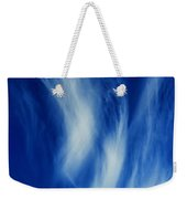 Sky Sculpting Weekender Tote Bag