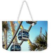 Sky Wheel Sunset Weekender Tote Bag
