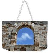 Sky Window Weekender Tote Bag