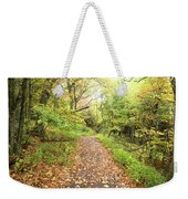 Skylands Trail H Weekender Tote Bag