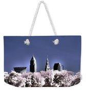 Skyline Cleveland, Ohio Weekender Tote Bag