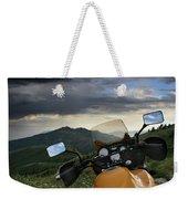 Skyline Drive Above Davis County Weekender Tote Bag