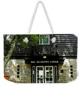 Skyline Drive - Big Meadows Weekender Tote Bag