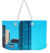 Skyline From Grant Park Dsc2417 Weekender Tote Bag