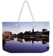 Skyline Over The R Garavogue, Sligo Weekender Tote Bag