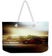 Skyline Speed Weekender Tote Bag