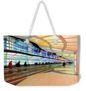Sky's The Limit-underground Walkway Weekender Tote Bag