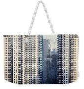 Skyscraper Windows Weekender Tote Bag
