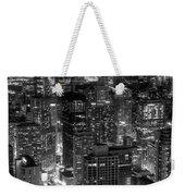 Skyscrapers Of Chicago Weekender Tote Bag