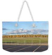 Skyview Portland Airport Oregon. Weekender Tote Bag