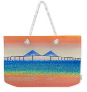 Skyway Morning Weekender Tote Bag