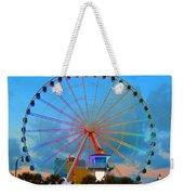 Skywheel Weekender Tote Bag