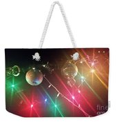 Slap Happy Christmas Lites Weekender Tote Bag