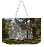 Slave Cabin Weekender Tote Bag