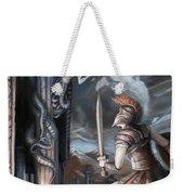 Slay The Gorgon Weekender Tote Bag