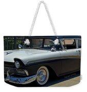 Sleek 57 Fairlane Weekender Tote Bag