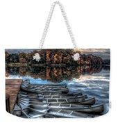 Sleep Canoes Warrenton Va 2012 Weekender Tote Bag