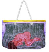 Sleeper Weekender Tote Bag
