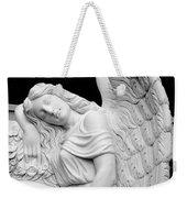 Sleeping Angel Weekender Tote Bag