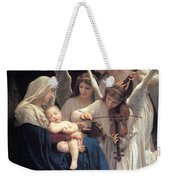 Sleeping Baby Jesus Weekender Tote Bag