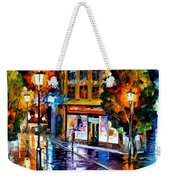Sleeping Giblartar Weekender Tote Bag