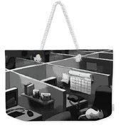 Sleeping On The Job Weekender Tote Bag