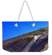 Slice Of Earth Weekender Tote Bag
