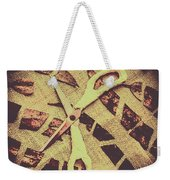 Slices Of Autumn Weekender Tote Bag