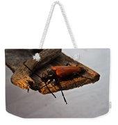 Sliding Beetle Weekender Tote Bag