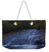 Sliding Rock Falls Weekender Tote Bag