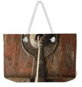 Slim Door Knocker Weekender Tote Bag